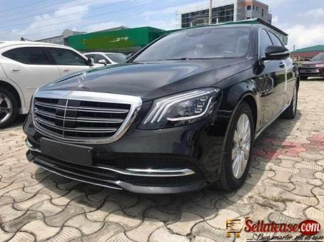 Tokunbo 2019 Mercedes Benz S560 for sale in Nigeria