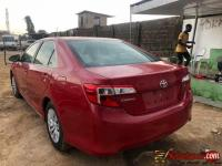 Tokunbo 2012 Toyota Camry XLE full option for sale in Nigeria