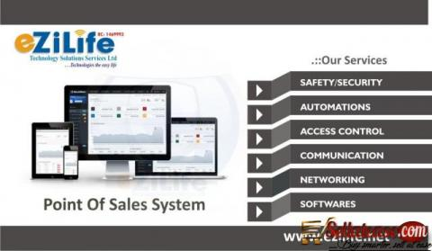POS SOFTWARE  INSTALLATION BY EZILIFE