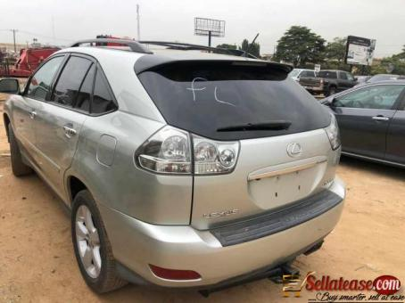 Tokunbo 2005 Lexus RX 330 full option  for sale in Nigeria