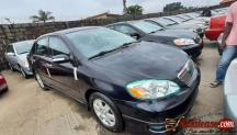 Tokunbo 2007 Toyota Corolla Sport for sale in Nigeria