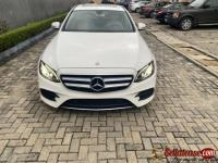 Nigerian used 2017 Mercedes Benz E300 for sale in Nigeria