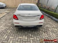 Nigerian used 2017 Mercedes Benz E300 for sale in Nigeria