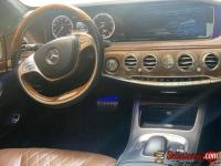 Tokunbo 2014 Mercedes Benz S500 for sale in Nigeria