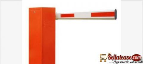3m Orange Automatic Boom Barrier Car Parking Access Control By hiphen