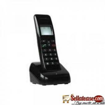Mobile Wireless Intercom Phone - 2 Extensions Cordless Handsets by hiphen