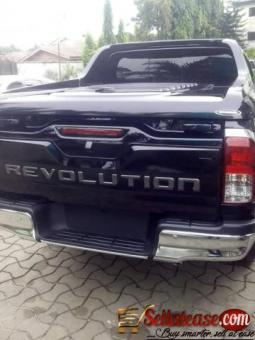 Brand new bulletproof 2020 Toyota Hilux for sale in Nigeria