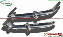 Vehicle Parts Volkswagen Karmann Ghia Euro style bumper (1970-1971)