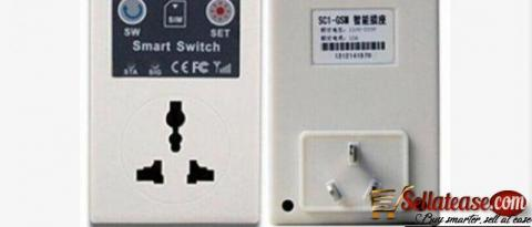 GSM RC Remote Control Socket By Hiphen Solution