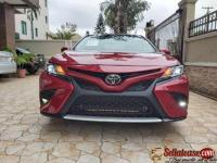 Tokunbo 2018 Toyota Camry for sale in Nigeria