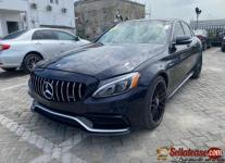 Tokunbo 2015 Mercedes Benz C63S AMG for sale in Nigeria