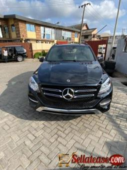 Tokunbo 2018 Mercedes Benz GLE 350 4Matic for sale in Nigeria
