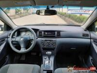 Tokunbo 2008 Toyota Corolla Sports for sale in Nigeria