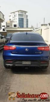 Tokunbo 2018 Mercedes Benz GLE 63 S AMG for sale in Nigeria