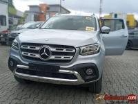 Tokunbo 2018 Mercedes Benz X Class pick up for sale in Nigeria