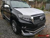 Brand new 2021 Toyota Prado v6 for sale in Nigeria