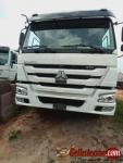 Brand new 2021 Howo Sinotruck for sale in Nigeria