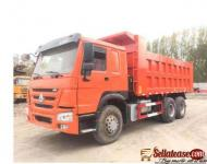 Tokunbo 2020 Howo Sinotruck for sale in Nigeria