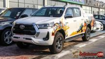 Brand new 2021 Toyota Hilux V6 for sale in Nigeria