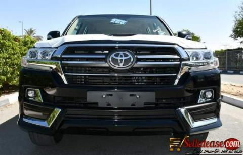 Brand new 2021 Toyota LandCruiser V8 Grand touring for sale in Nigeria
