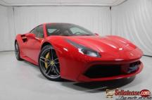 Brand new 2020 Ferrari F8 Tributo for sale in Nigeria