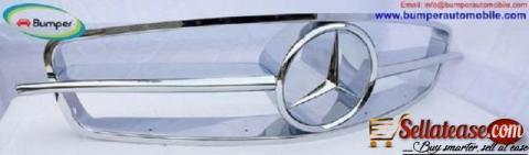 Oldtimer for Mercedes Benz W121 190SL Front Grille 1955-1963