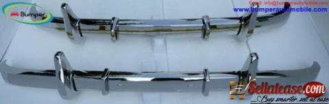 Mercedes W136 170 models Year 1935-1955 Brand New Bumpers