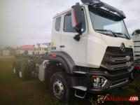Brand new 2021 Howo Sinotruck tractor head for sale in Nigeria