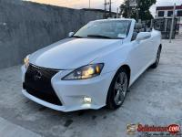 Tokunbo 2011 Lexus IS 350 for sale in Nigeria