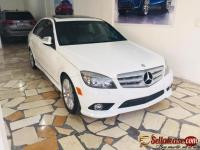 Tokunbo 2008 Mercedes Benz C300 for sale in Nigeria