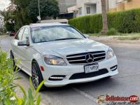 Tokunbo 2010 Mercedes Benz C 300 for sale in Nigeria