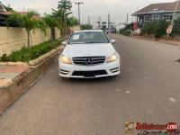 Tokunbo 2014 Mercedes Benz C 300 for sale in Nigeria