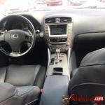 Tokunbo 2009 Lexus IS 250 for sale in Nigeria