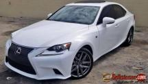 Tokunbo 2015 Lexus IS 250 for sale in Nigeria