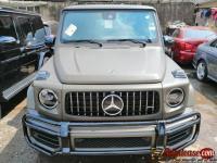 Tokunbo 2019 Mercedes-AMG G 63 for sale in Nigeria