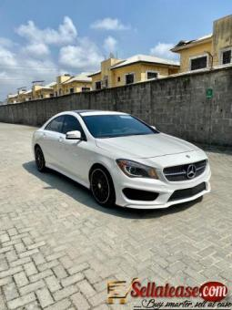 Tokunbo 2016 Mercedes Benz CLA 250 4Matic for sale in Nigeria