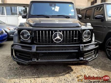 Tokunbo 2020 Mercedes-AMG G 63 for sale in Nigeria