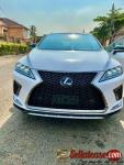 Tokunbo 2020 Lexus RX 350 F-SPORT for sale in Nigeria