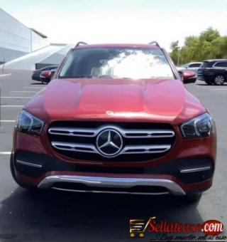 Tokunbo 2020 Mercedes Benz GLE 350 4Matic for sale in Nigeria