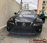 Tokunbo 2014 Lexus IS 250 for sale in Nigeria