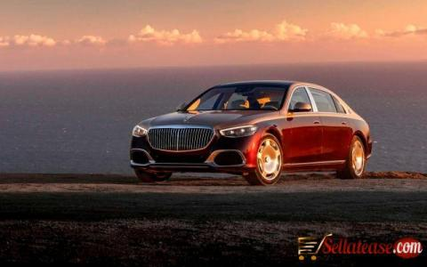 Brand new 2021 Mercedes Benz S 650 Maybach for sale in Nigeria