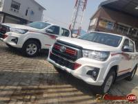 Tokunbo 2017 Toyota Hilux 2.7 L for sale in Nigeria
