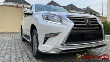 Tokunbo 2019 Lexus GX 460 for sale in Nigeria