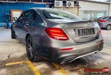 Tokunbo 2017 Mercedes Benz E 43 AMG for sale in Nigeria