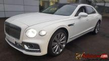 Brand new 2021 Bentley Flying Spur for sale in Nigeria