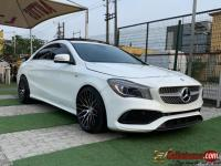 Tokunbo 2014 Mercedes  Benz CLA 250 4Matic for sale in Nigeria