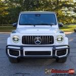Tokunbo 2019 Mercedes Benz G 63 AMG American spec for sale in Nigeria