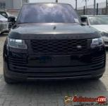 Tokunbo 2019 Range Rover Vogue for sale in Nigeria