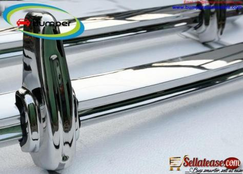 New Front and Rear Bumper Austin Healey 100-6 3000