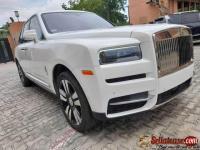Tokunbo 2019 Rolls Royce Cullinan for sale in Nigeria